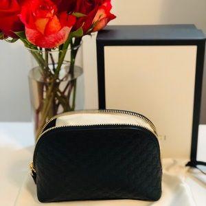 Gucci Bags - Gucci Guccissima Cosmetic case